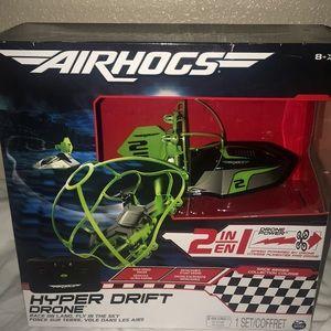 Airhogs Hyper Drift Drone NWT